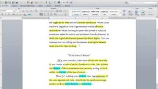 Enlightenment DBQ Document A