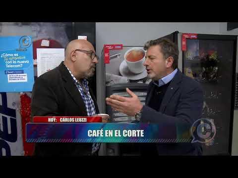 """Carlos Leuzzi, el empresario platense del momento: """"Nunca puse plata para una campaña política"""""""