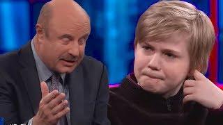 Fortnite Addicted Child DESTROYED On Dr. Phil