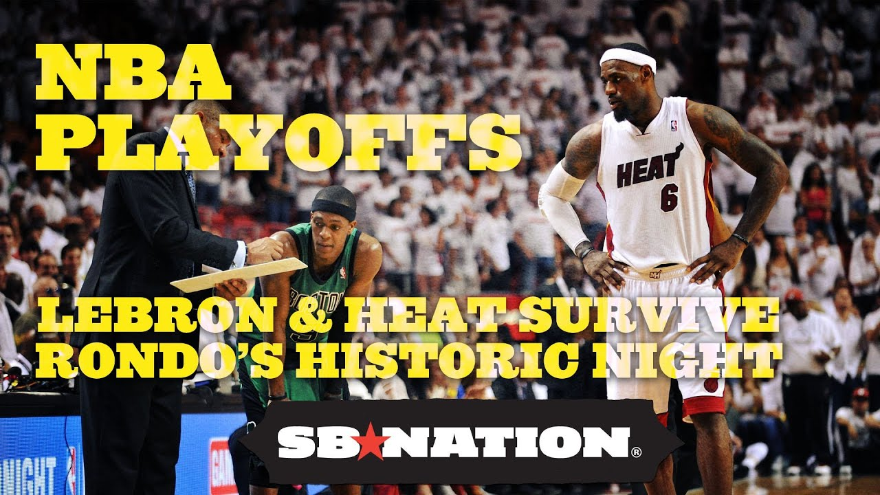 Heat vs. Celtics: Boston in Search of Answers After Miami Overcomes Rondo's 44 Points in Game 2 thumbnail
