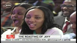Jeff Koinange Live: The Roasting of Jeff (Comedy) part 2