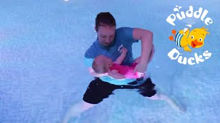 Introducing Your Baby To Swimming | Puddle Ducks