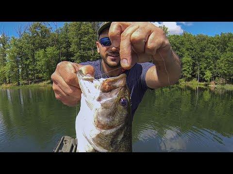 May Mtb Pro Box Challenge Bass Fishing With A Bad Storm Heading My Way Play