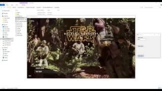 Star Wars Battlefront 2 Mod Teaser