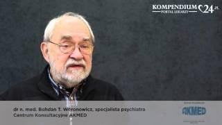 Kiedy zaczyna się uzależnienie od alkoholu - wyjaśnia dr med. B. Woronowicz