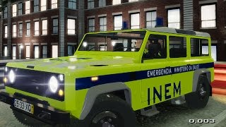 Land Rover Defender + Livery Pack