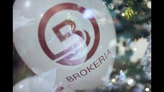 Vianočný večierok Brokeria