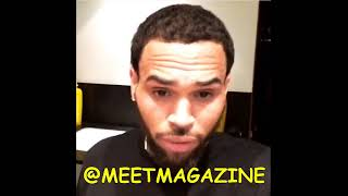 Chris Brown voodoo curse! Woman threw BIBLE over wall at singers house claiming Illuminati curse!