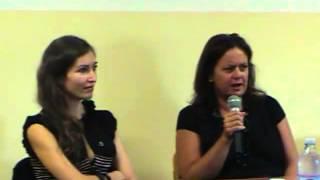 barbara baraldi  Liceo Morandi ottobre 2011