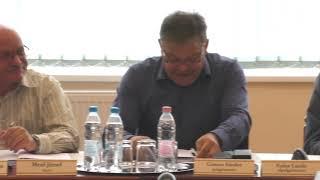 Képviselő Testületi Ülés 1. rész Tiszalök 2018.09.27.
