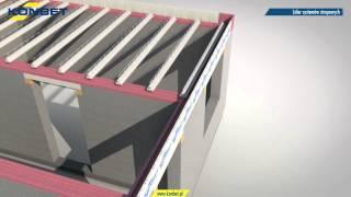 animation ceiling construction hollow blocks slab