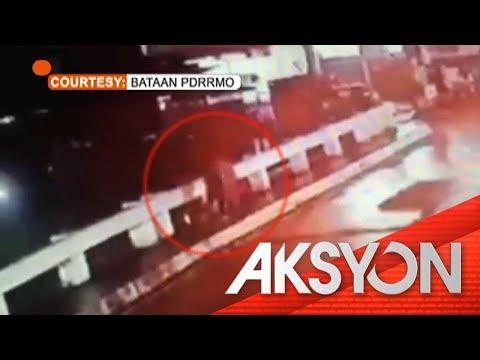 [News5]  Batang nahulog sa tulay sa Bataan, nasawi