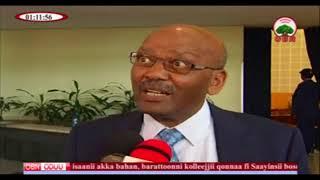 OBN Afaan Oromoo - oduu sochii dinagdee Oromiyaa ilaalchisee 11/19/17