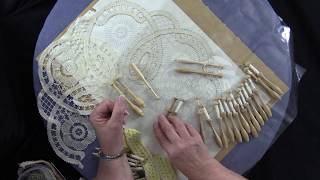 Different Kinds Of Bobbin Lace Bobbins. What Is Your Favorite Style To Work With?.