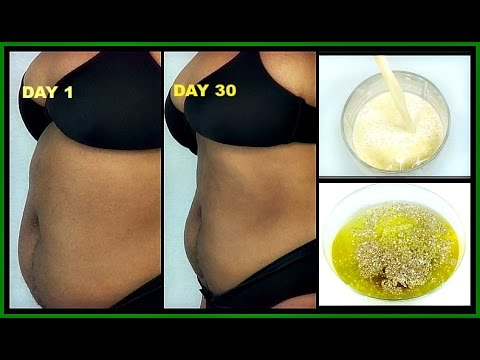 Video LOSE 20 LBS IN ONE MONTH, BREAKFAST DRINK TO LOSE BELLY FAT FAST, 100% FAT BLASTER |Khichi Beauty