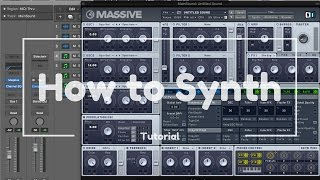 How to Make The Chainsmokers ft Coldplay - Something Just Like this style synth