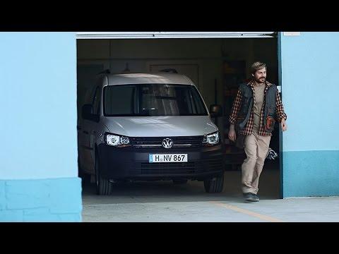 Volkswagen Caddy 4 Kasten Фургон класса M - рекламное видео 4