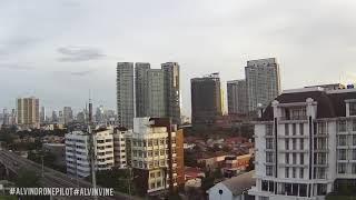 Drone Jakarta dji B20 spark B12 tello mini 2 phantom drone indonesia Jakarta view langit