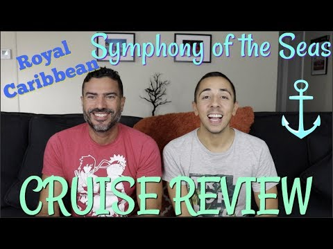 "ROYAL CARIBBEAN ""SYMPHONY OF THE SEAS"" CRUISE REVIEW"