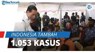 Muncul 1.053 Kasus Baru dalam Sehari, Total Kasus Infeksi Corona di Indonesia Kini Total 4,2 Juta