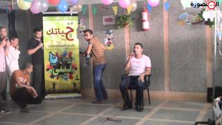 preview picture of video 'زيارة جمعية حياتك وحياتنا لمستشفى الأورام بمركز المنصورة'