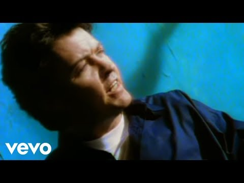 Paul Young - Oh Girl (UK Version) (Official Music Video)