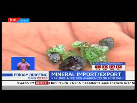 Miners warned on illegal import/export