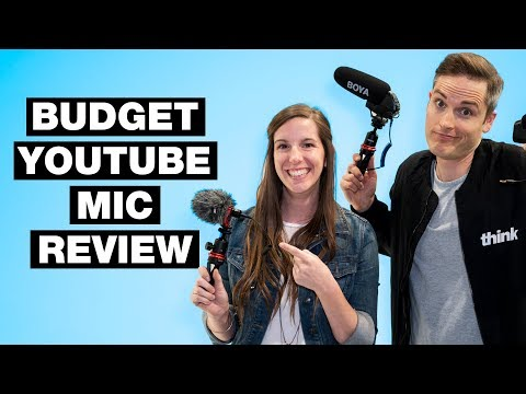 Best Cheap Interview Microphone?  — $30 BOYA Dual Lavalier Microphone Review