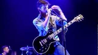 Arctic Monkeys - That's Where You're Wrong live @ Power Balance Pavilion, Sacramento - May 5, 2012