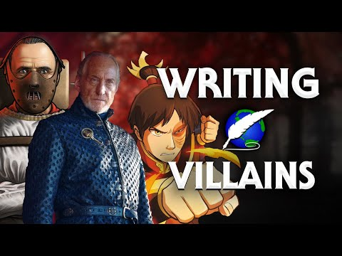 On Writing: Villains [ Zuko l Joker l Watchmen l Vikings l Game of Thrones l Javert ]