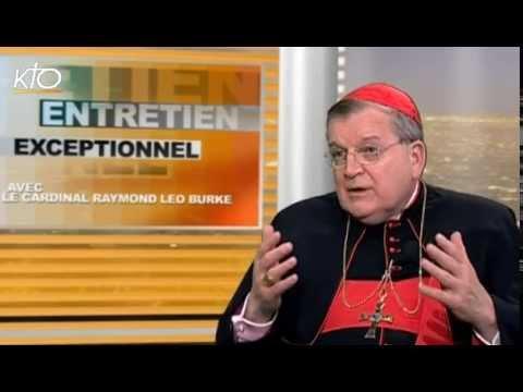 Entretien exceptionnel avec le cardinal Burke