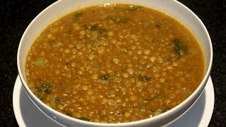 Lentil Soup/ سوپ عدس