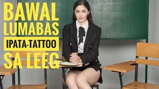 Kim Chiu gustong ipa-tattoo ang 'Bawal Lumabas' sa leeg