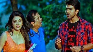 Brahmanandam & Ram Charan Comedy Scene | Double Attack Comedy Scene