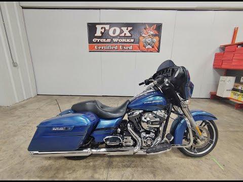 2014 Harley-Davidson Street Glide® in Sandusky, Ohio - Video 1