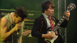Dangerous Young AC/DC Tribute- Shoot To Thrill