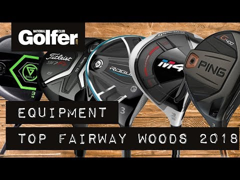 Top 5 Fairway Woods 2018 | Mid handicap testing