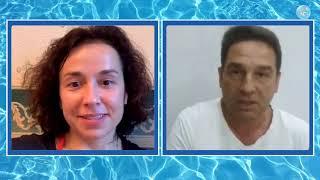 Отработка техники плавания и дыхания: 5 приемов для домашнего задания Веб с Людмилой Поповой Часть 1