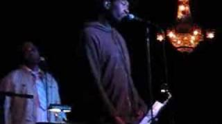"**NEW MUSIC, Anthony David Live, ""As Above So Below"" 4.23.09"