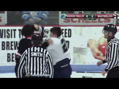 Matt Cameron vs. Jared Westcott