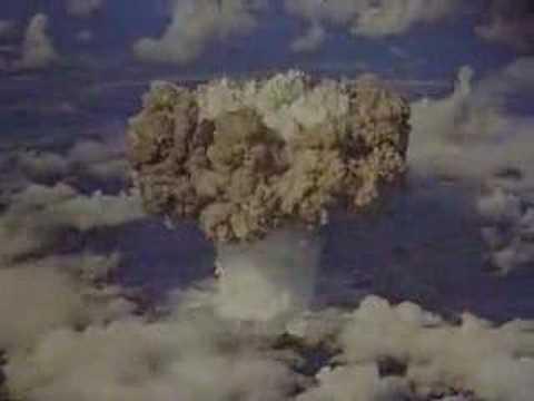 Podwodna eksplozja atomowa