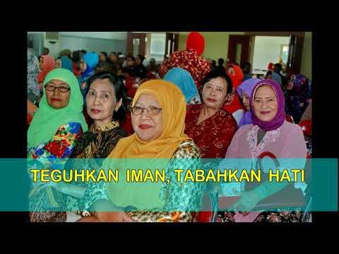MARS PP.BRI di HUT ke 48 dan MUSCAB 2017 Surabaya