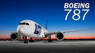 Boeing 787: The legend of Dreamliner