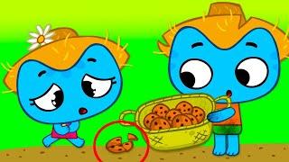 Котики, вперед! - Просто десерт - Серия 44 - развивающие мультики для детей