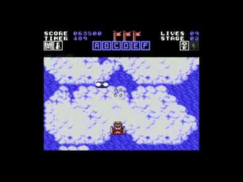C64-Longplay - Action Fighter (720p)