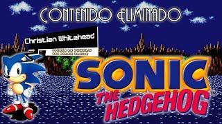 Contenido eliminado | Sonic the Hedgehog (2013)