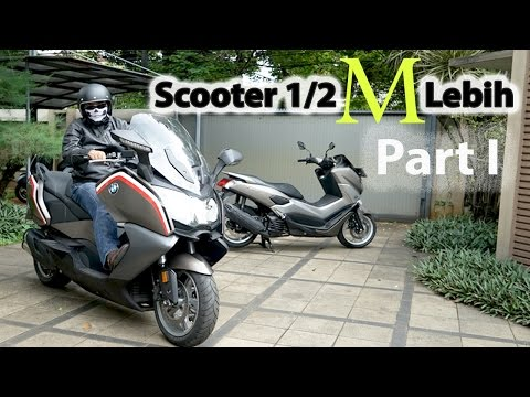 Scooter 1/2 Milyar Lebih (Part 1 of 2)
