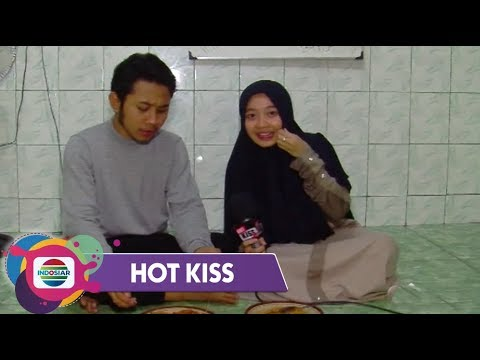 Hot Kiss - NGEPRANK MESRA! Pasangan Serasi Ega dan Rafly Saling Tantang Makan Mie Pedas