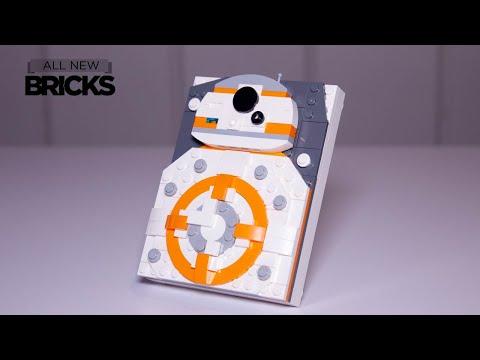 Vidéo LEGO Brick Sketches 40431 : BB-8 (Star Wars)