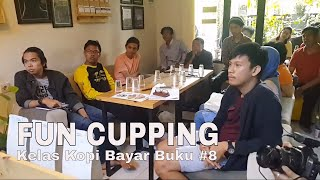 Live Streaming FUN CUPPING